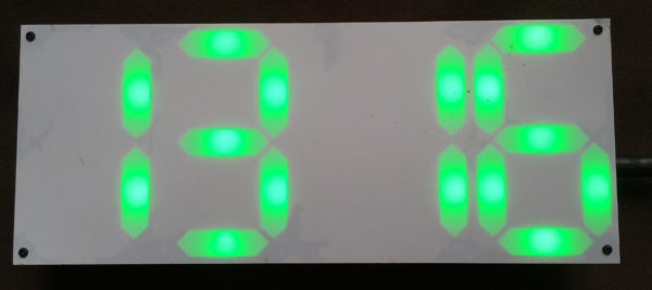 LED Pixel Clock (Clock, alarms, temperature, humidity, atmospheric pressure, and remote monitoring)